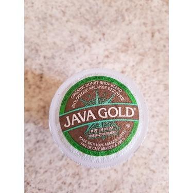 Java gold coffee