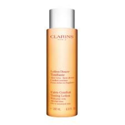 Clarins Extra Comfort Toning Lotion with Aloe Vera