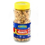 Planters Dry Roasted Peanuts Delicately Seasoned