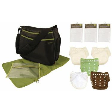 Trend Lab Cloth Diaper Starter Pack, Unisex