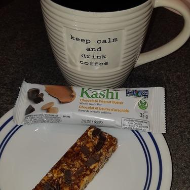 Kashi Chocolate Peanut Butter Whole Grain Bar