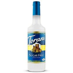Torani Sugar Free Sweetener Syrup
