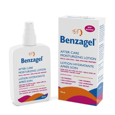 Benzagel After Care Moisturizing Lotion