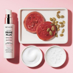 Revlon Photoready Prime Plus Skin-Tone Evening Makeup Plus Skincare Primer