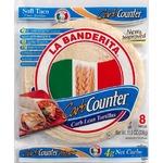 La Banderita Carb Counter Carb Lean Tortillas