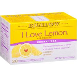 Bigelow Tea - I Love Lemon