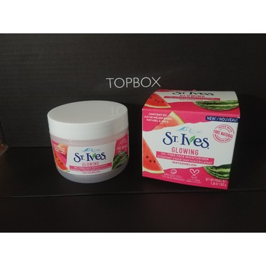 St. Ives Watermelon Glowing Oil-Free Face Moisturizer