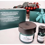 The Body Shop Tea tree day & night rescue kit