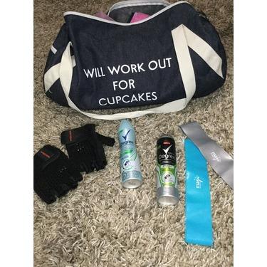 Degree motion sense dry spray workout series