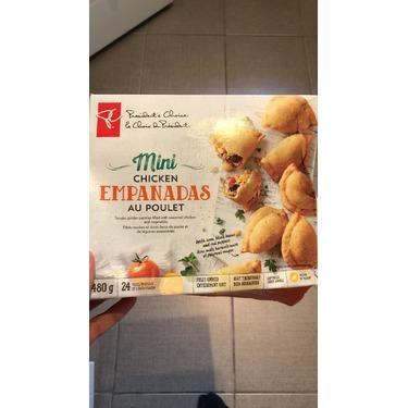 President's Choice Mini Chicken Empanadas