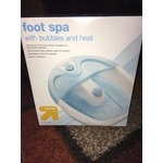Target Foot Spa with Bubbles