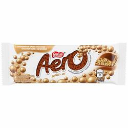 Nestle Aero Gold Chocolate Bar