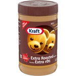 Kraft Extra Roasted Peanut Butter