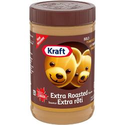 Kraft Extra Roasted Peanut Butter