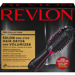 Revlon blow dryer brush