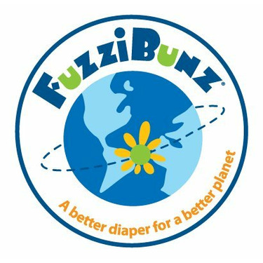 12 Pack FuzziBunz Cloth Pocket Diaper - Small - Girl Colors