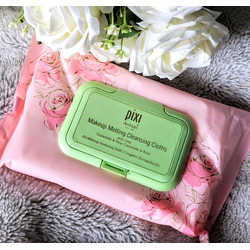 Pixie Makeup Melting Cleansing Cloths