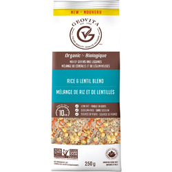 Geovita Rice & Lentil blend