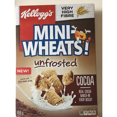 Mini Wheats Unfrosted Cocoa