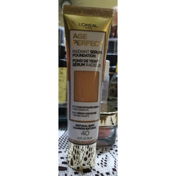 Loreal age perfect serum foundation Toffee Caramel