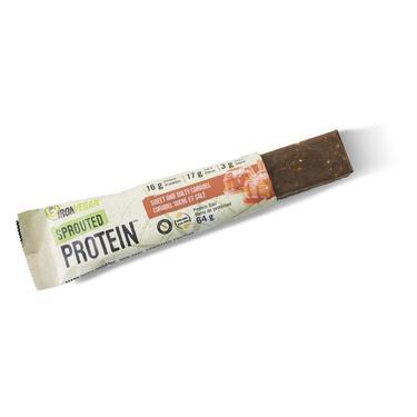 Iron Vegan Sweet and Salty Caramel Protein Bar