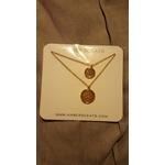 Amber sceats necklace