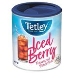 Tetley Iced Berry Flavoured Black Tea