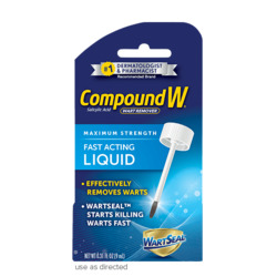Compound W Extra Strength Fast acting liquid