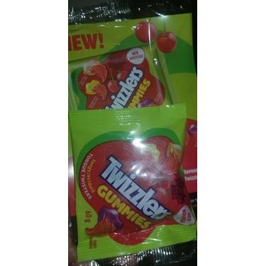 Twizzlers gummies