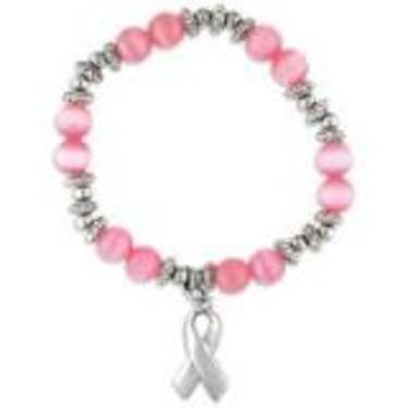Bracelet for Canadian Breast Cancer Foundation