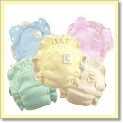 Absorb It All Organic Cotton Diapers - Natural Infant