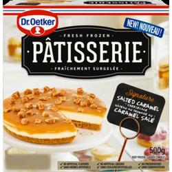 Dr. Oetker Pâtisserie Salted Caramel Cheesecake