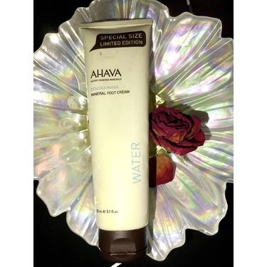 Ahava Active Dead Sea Water mineral Foot Cream