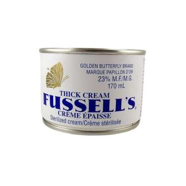 Fussell's thick cream