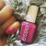 Essie nail color in girls night out