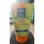 Kiss my face organics Spf 30 Kids