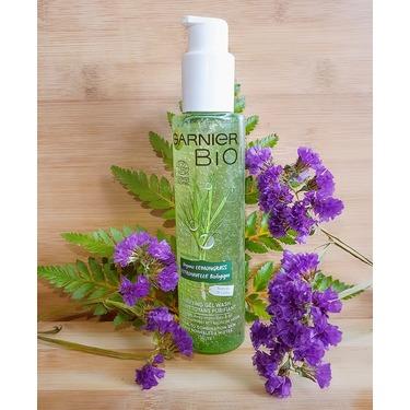 Garnier Bio Organic Lemongrass Gel Wash (Normal To Combination Skin)
