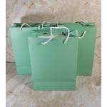 ZYYRSS Aqua Blue Gift Bags