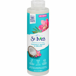 St. Ives Hydrating Body Wash Coconut Water & Orchid