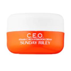 Sunday Riley C.E.O. C + E antiOXIDANT Protect + Repair Moisturizer
