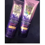 L'Oreal Ever Pure Anti-Brass purple Shampoo & conditioner
