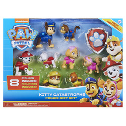 PAW Patrol Kitty Catastrophe Collectible Figure Gift Set