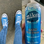 Mikes blue Freeze
