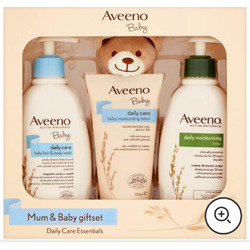 Aveeno Baby Body Wash & Lotion