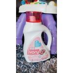 Ivory baby laundry detergent