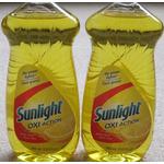 Sunlight Dishsoap
