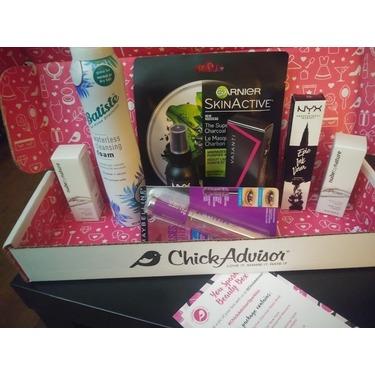 Chick Advisor You sparkle beauty box
