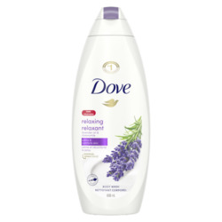 Dove Relaxing Body Wash with Lavender & Chamomile