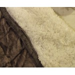 Sivio Sherpa Fleece Weighted Blanket