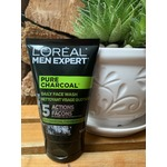 Pure charcoal face wash